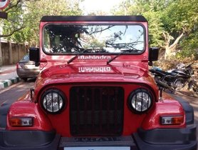 Used 2018 Mahindra Thar for sale