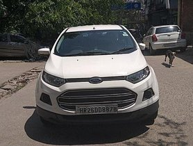 Used Ford EcoSport 1.5 Petrol Trend 2017 for sale