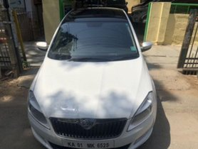 Skoda Rapid 1.6 TDI Ambition Plus 2013 for sale