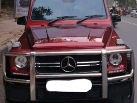 2016 Mercedes Benz G Class for sale at low price