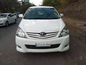 Used Toyota Innova car 2010 for sale at low price
