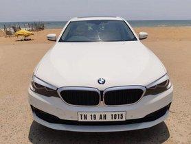 BMW 5 Series 520d Sport Line 2017 for sale