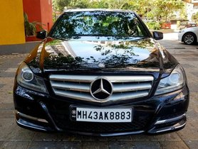Mercedes Benz C Class C 250 CDI Avantgarde 2011 for sale