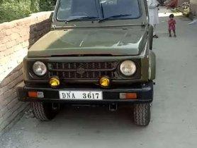 Used Maruti Suzuki Gypsy car 2000 for sale at low price
