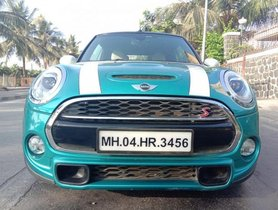 Good as new Mini Cooper S 2016 for sale