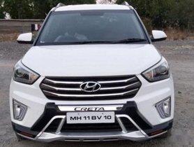 Used Hyundai Creta 1.6 SX Automatic Diesel 2015 for sale