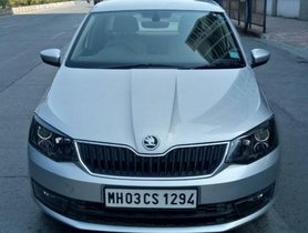 Used Skoda Rapid 1.6 MPI AT Style 2017 for sale