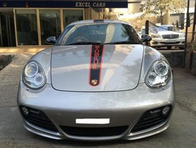 Porsche Cayman S Tiptronic 2011 for sale