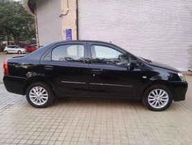 Toyota Platinum Etios 2011 for sale