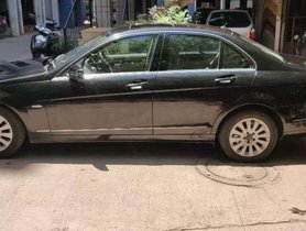 Used Mercedes Benz C Class 2008 car at low price