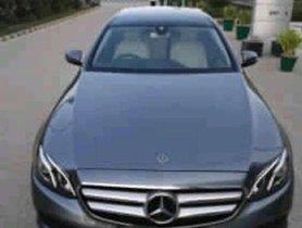 Mercedes-Benz E-Class E 200, 2017, Petrol for sale