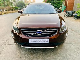 Used Volvo XC60 car at low price