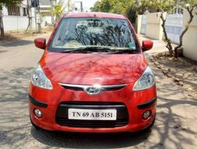 Hyundai i10 Asta 1.2 AT with Sunroof 2008 for sale