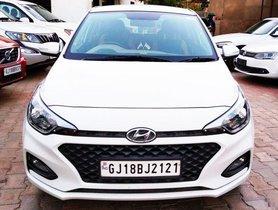 Used Hyundai Elite i20 1.4 Sportz 2018 for sale