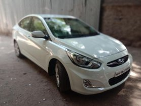 Hyundai Verna 1.6 SX 2012 for sale