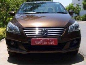 Used Maruti Suzuki Ciaz car 2016 for sale at low price