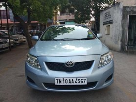 Used Toyota Corolla Altis Diesel D4DG 2010 for sale