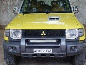2010 Mitsubishi Pajero SFX for sale