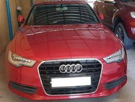 Used Audi A6 car at low price