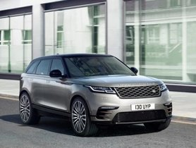 Locally-assembled Range Rover Velar Goes On Sale At INR 72.47 Lakh