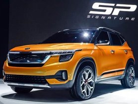 Kia SP Gets One Step Closer To Its India Launch