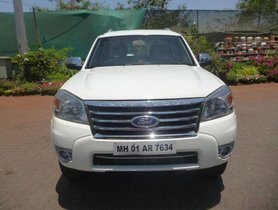 Good as new Ford Endeavour 2010 for sale