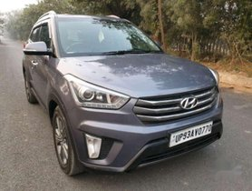 Hyundai Creta 1.6 SX (O), 2016, Diesel for sale