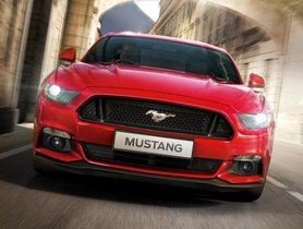 Ford Mustang Registers Sales Growth of 433% In India