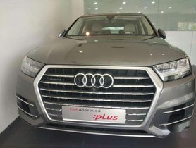 Used Audi Q7 car 2017 for sale  at low price