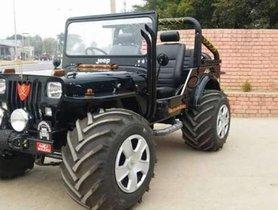 Used 2001 Mahindra Thar for sale