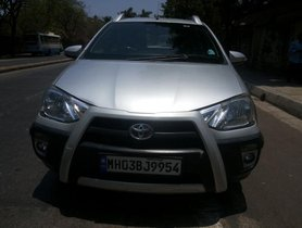 Toyota Etios Cross 1.4L VD 2014 for sale