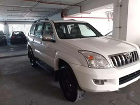 Used Toyota Land Cruiser Prado car 2008 for sale  at low price