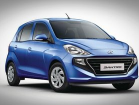 Hyundai To Replace The Entry-level Eon With A Santro-based Model