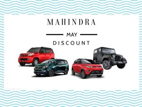Mahindra Offers Discounts Across Its Entire Line-Up This May