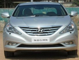 Hyundai Sonata 2.4 GDI for sale