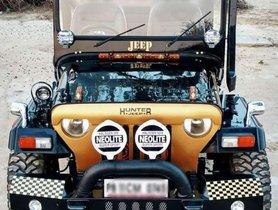 Mahindra Thar DI 2WD, 2002, Diesel for sale
