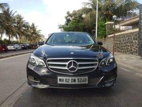 2014 Mercedes Benz E Class for sale