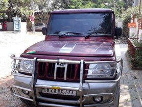 Mahindra Bolero DI AC BS III, 2007, Diesel for sale