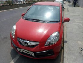 Used Honda Brio S MT 2012 for sale