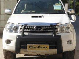 Toyota Fortuner 3.0 Diesel 2011 for sale