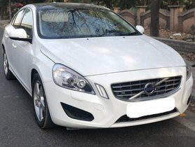 Used Volvo S60 D3 2013 for sale
