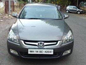 Used Honda Accord 2007 car at low price