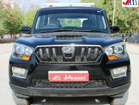 Used Mahindra Scorpio car 2015 for sale at low price