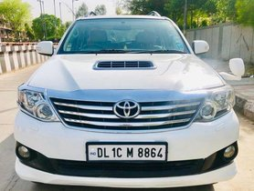 Toyota Fortuner 4x4 MT 2012 for sale