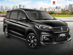 Maruti Ertiga Sport Likely To Be Launched In India