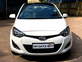 Used Hyundai i20 car at low price