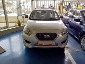 Used Datsun GO D 2014 for sale