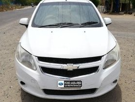 Used Chevrolet Sail Hatchback car 2013 for sale at low price