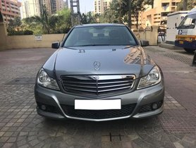 Used Mercedes Benz C Class 220 2012 for sale