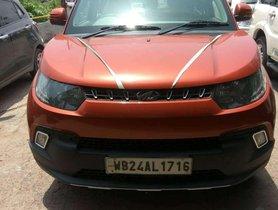 Used 2017 Mahindra KUV 100 for sale